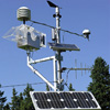 Poledník Weather station